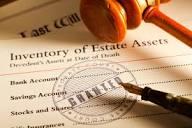estate and probate